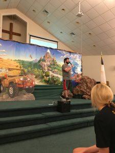 Worship Rally 11