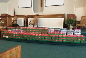 Samaritans Purse Operation Christmas Child